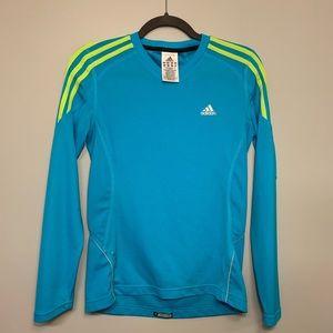Adidas Long Sleeve Running Top
